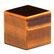 Cube Genuine Tigereye