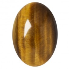 Oval Genuine Cabochon Tigereye