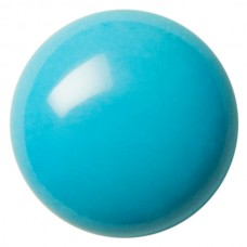 Round Genuine Cabochon Turquoise