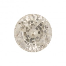 Round Genuine Yellow Sapphire Single Stone(s)